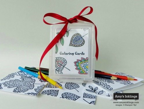 coloring kit 1 with marka